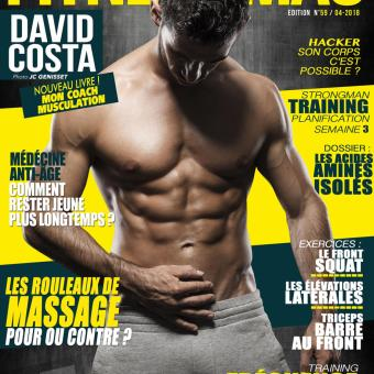 Fitness mag Avril 2018