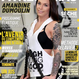 Fitness mag AOUT 2018