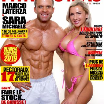 Fitness mag Aout 2019