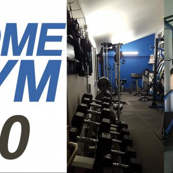 Visite guidée du FM GYM  HOME GYM 2.0