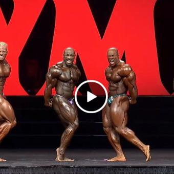 Mr olympia 2015 en replay